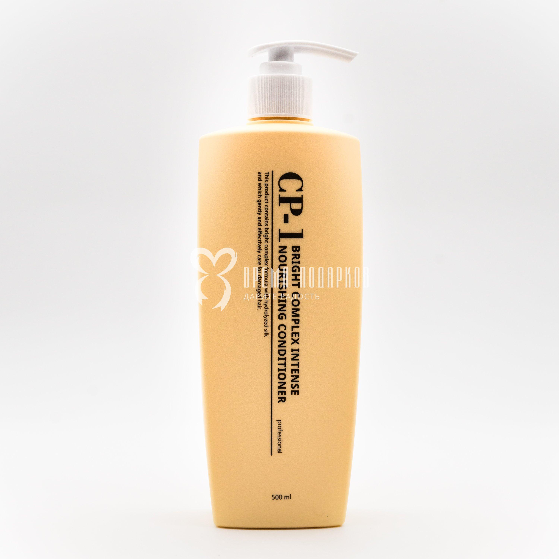 Кондиционер с протеинами для интенсивного питания для всех типов волос ESTHETIC HOUSE CP-1 BRIGHT COMPLEX INTENSE NOURISHING CONDITIONER 500ml фото